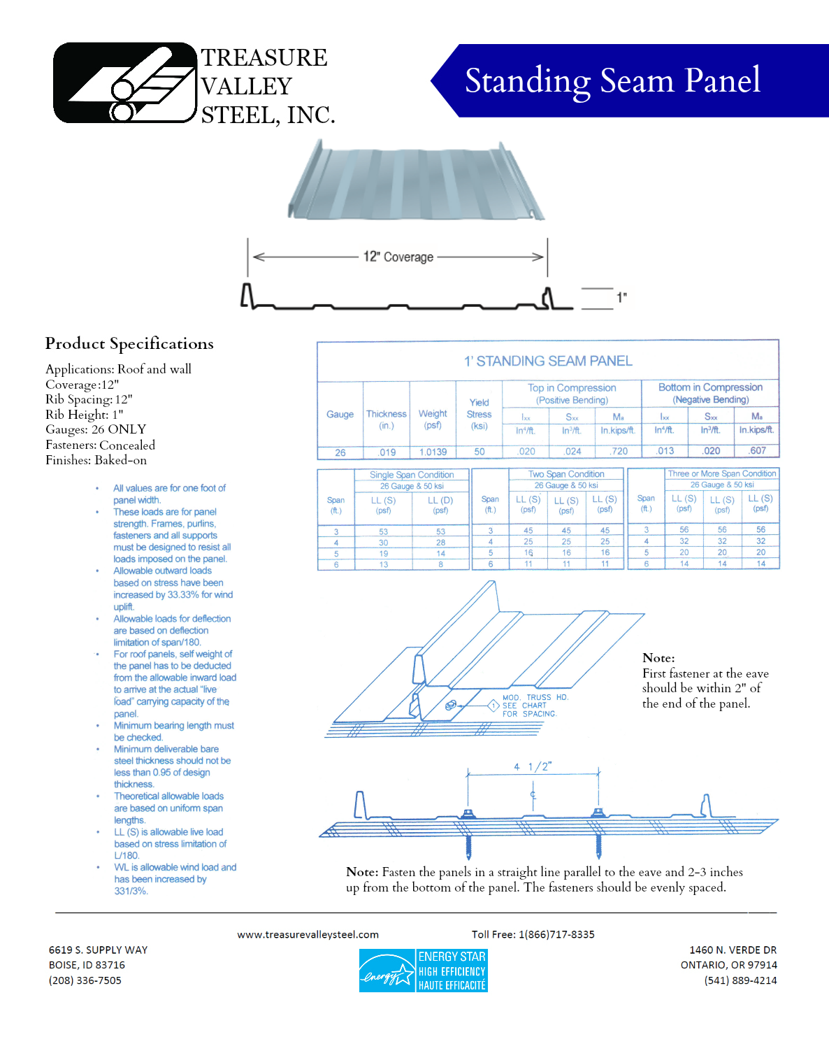 How Much Does 26 Gauge Metal Roofing Weight Metal Roof